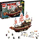 LEGO NINJAGO Movie Destiny's Bounty 70618 (2295 Pieces)