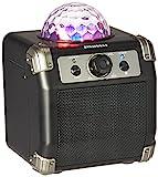 Sylvania Bluetooth Speaker with Disco Ball Top (SP613)