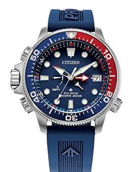 Citizen Watches Men's BN2038-01L Aqualand Blue One Size