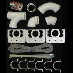 Hayden Inlet Kit – Square White SuperValve Inlets Included