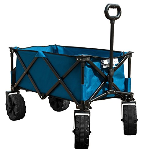 Timber Ridge Folding Camping Wagon/Cart...