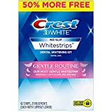 3D White Professional Effects Whitestrips Teeth Whitening Strips Kit - Value Pack