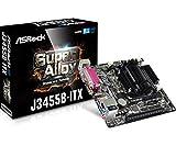 ASRock Motherboard & CPU Combo Motherboards J3455B-ITX