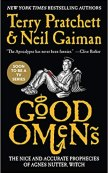 Image result for good omens book amazon