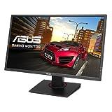 ASUS MG278Q 27' WQHD 1440P 144Hz 1ms Eye Care G-Sync Compatible Adaptive Sync Gaming Monitor with Dual HDMI DP DVI