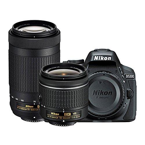 Nikon D5300 24.2 MP DSLR Camera