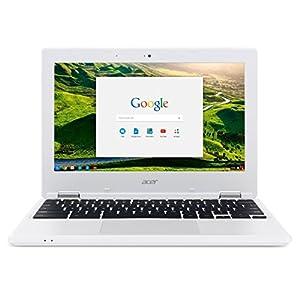 "2018 Newest Flagship Acer 11.6"" HD IPS Anti-glare Business Chromebook, Intel Core Celeron N2840 up to 2.58GHz, 2GB DDR3, 16GB SSD, 802.11ac, Bluetooth, Webcam, HDMI, SD card reader, USB 3.0, Chrome OS"