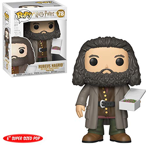 Funko Figure Pop Harry Potter Hagrid with Cake, 6' Toy Figure