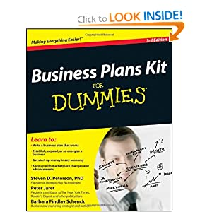 Business Plans Kit For Dummies