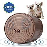 Zomma Bark Control Device, Mini Bark Control Device Indoor/Outdoor Anti Barking Ultrasonic Dog Bark Control Sonic Bark Deterrents Silencer Stop Barking, Dog Bark Control (Upgraded)