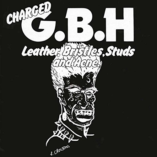 Leather, Bristles, Studs and Acne: Gbh, Gbh: Amazon.fr: Musique