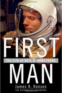 First Man The Life of Neil A Armstrong Book Cover