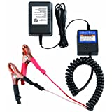 12 Volt Automatic Battery Float Trickle Charger by Cen-Tech
