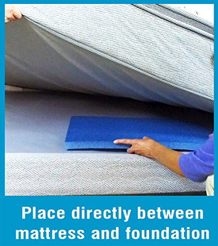 "SagsAway Sagging Mattress Support | Fix Visible Body Sag | Extend Mattress Life (Standard (1"") x20""x27"")"