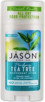 Jason Purifying Tea Tree Deodorant Stick - 2.5 oz
