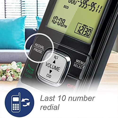 VTech CS6719-2 2-Handset Expandable Cordless Phone with Caller ID/Call Waiting, Handset Intercom & Backlit Display/Keypad 18