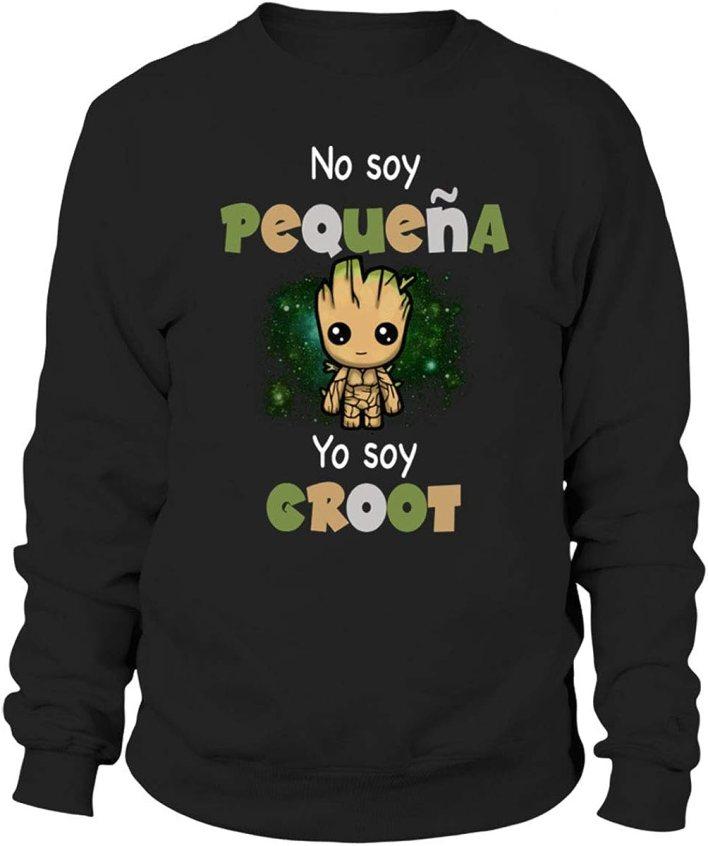 Closset Sudadera Mujer - Yo Soy Groot