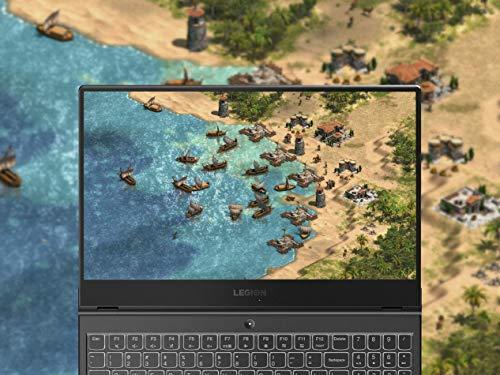 Lenovo Legion Y7000 9th gen Intel Core i5 15.6 inch FHD Gaming Laptop (8GB/1TB HDD+256 GB SSD/Windows 10/NVIDIA GTX 1050 3GB Graphics/Black/2.3Kg), 81V4000LIN 7
