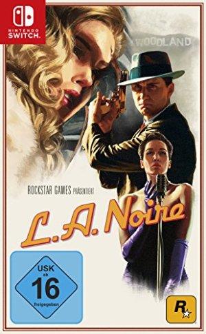L.A. Noire – [Nintendo Switch]