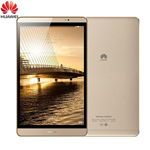 Huawei MediaPad M2 Tablet PC Kirin930 Octa Core 8.0inch 3GB RAM 16GB ROM 8MP 4G LTE WIFI Built-in 3G 4800mAh 1920X1200px
