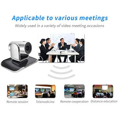 YSX-Video-Conference-Camera-HD-1080p-3X-Optical-Zoom-USB20-Wide-Angle-Computer-Camera-for-YouTube-Skype-Zoom-Meeting