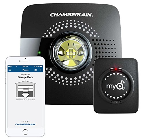 MyQ Smart Garage Door Opener Chamberlain...