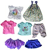 Baby Alive Mix N' Match Outfit Set, Set 1