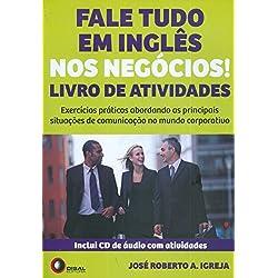 Fale Tudo em Inglês nos Negócios! Livro de Atividades