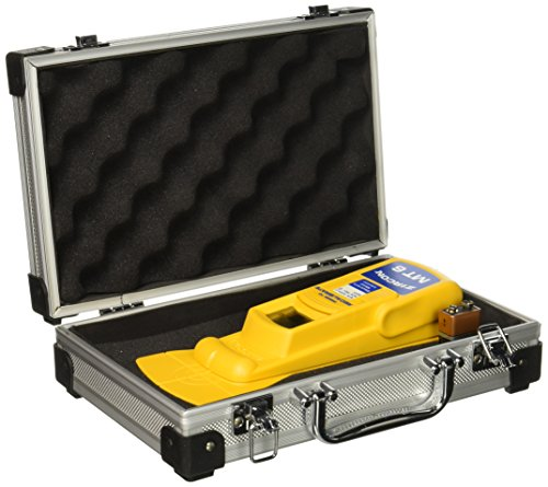 Zircon MetalliScanner MT6-Professional Metal Detector Map the Grid and Use on Concrete, Drywall, Lathe and Plaster, Stucco, and More - Protective Case and Battery Included
