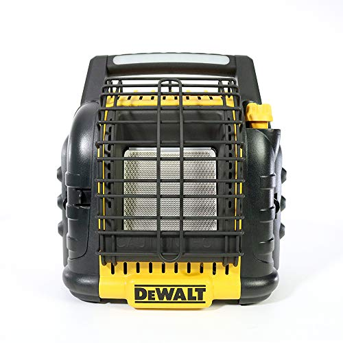 Mr. Heater DeWALT 12,000 BTU Radiant Indoor Safe Heater (Standard) with Fan Multi