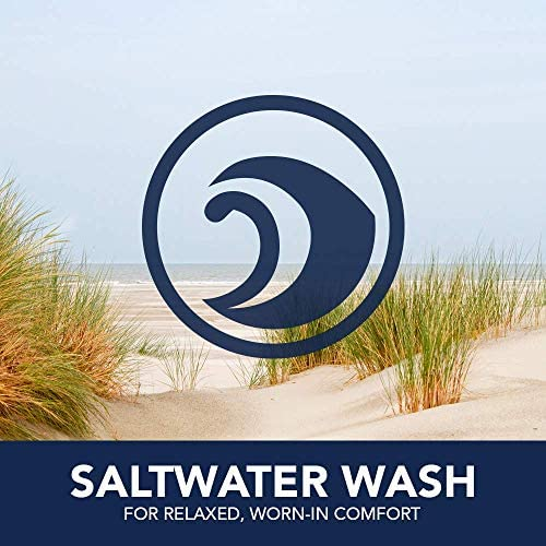 "IZOD Men's Saltwater 9.5"" Flat Front Chino Short 4"