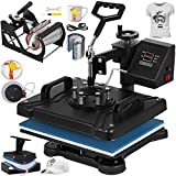 Mophorn Heat Press Machine 12x15 inch T-Shirt Heat Press Transfer...