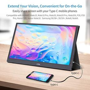 G-Story-156-Inch-Ultrathin-Screen-FHD-1080P-Portable-Monitor-NS-Direct-ConnectedMini-HDMIHDRFreeSyncType-C-for-Nintendo-Switch-Xbox-ONE-PS4PS5
