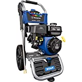 Westinghouse Gasoline Powered Pressure Washer, WPX3100H, Soap Tank and Five Nozzle Set