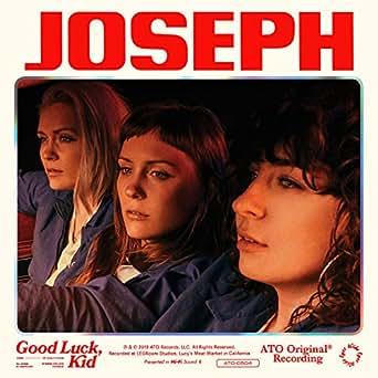"Resultado de imagen de Joseph - Good Luck, Kid"""