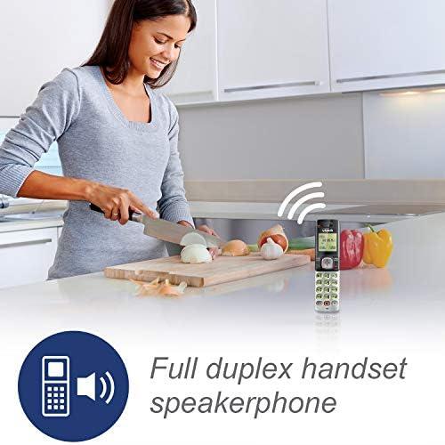 VTech CS6719-2 2-Handset Expandable Cordless Phone with Caller ID/Call Waiting, Handset Intercom & Backlit Display/Keypad 19