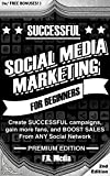Product review for SOCIAL MEDIA MARKETING: PREMIUM EDITION: Proven Strategies for SUCCESSFUL marketing plans, build a business, and BOOST SALES (ANY Social Network!) (Social Media Series,  Facebook, Instagram, Youtube)