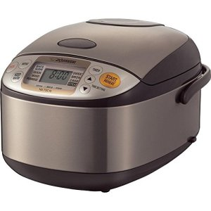 Zojirushi NS-TSC10 5-1/2-Cup (Uncooked) Micom Rice Cooker and Warmer, 1.0-Liter 12