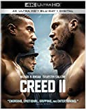 Creed II (4K Ultra HD + Blu-ray + Digital) (4K Ultra HD)