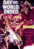 Day The World Ended poster thumbnail
