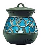 Stinger Mosquito Repellent Lantern, Black/Blue