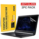 2PC Pack 15.6 inch Anti Glare Laptop Screen Protector for Notebook Computer Screen 15.6' Display 16:9