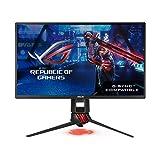 ASUS ROG Strix XG258Q 24.5' Gaming Monitor Full HD 1080P 240Hz 1ms Eye Care G-Sync Compatible Adaptive Sync Esports with DP Dual HDMI