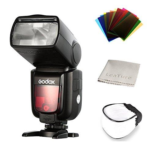 GODOX Thinklite TTL TT685C Camera Flash 2.4GHz High Speed 1/8000s GN60 for Canon EOS DSLR E-TTL II Autoflash (TT685C)