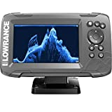 "Lowrance 000-14285-00 5"" US Inland Hook-2 Tripleshot, Gray"