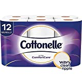 Cottonelle Ultra ComfortCare Big Roll Toilet Paper, Bath...