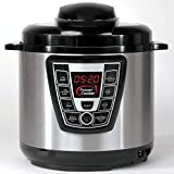 Power Cooker 9-in1 Digital Pressure Cooker 8 quart with Flavor Infusion technology