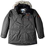 Product review for Columbia Men's Big-Tall Barlow Pass 550 Turbodown Jacket