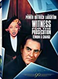 Witness for the Prosecution poster thumbnail