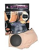 Butt Booster - Super Low Rise Lift the Hip Pants, Large, Black